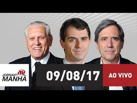 JORNAL DA MANHÃ 09 08 17