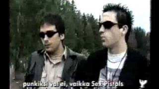 3 Colours Red Interview Jyrki  (Finland) '97