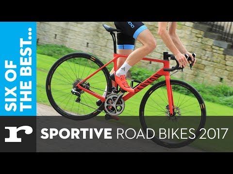 Six of the best sportive road bikes – 2017