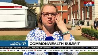 Queen Elizabeth's Commonwealth Summit address - Catherine Drew