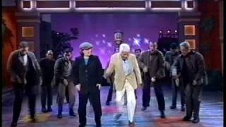 Dick Van Dyke - tribute on Rosie O'Donnell Show with Chimney Sweeps
