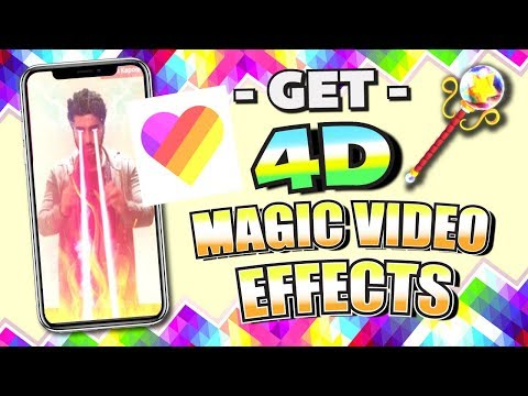 Get TOP Video Editing App - LIKE APP (4D Magic Effects!) For IPhone / Android Mp3