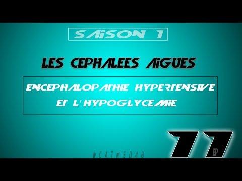 Les symptômes typiques de lhypertension