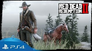First look at the Red Dead Redemption 2 PS4 Early Access Content