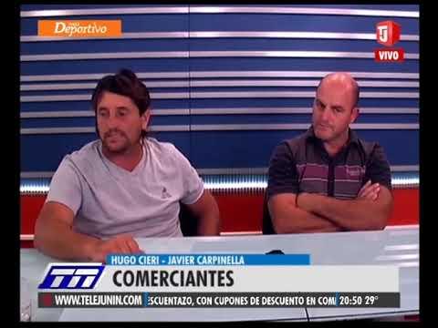 Entrevista a Hugo Cieri y Javier Carpinella