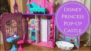Review!  Disney Princess Pop Up Palace