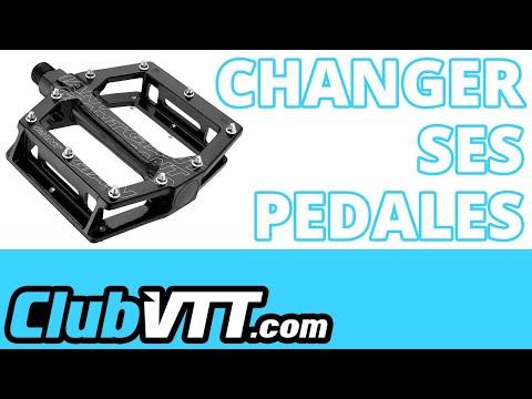 Comment changer ses pédales vélo ? Sans forcer ? - 330