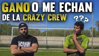 ME VOY DE LA CRAZY CREW?