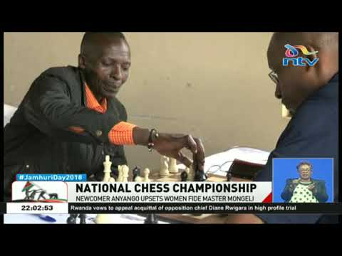 National chess championship: Newcomer Anyango upsets women fide master Mongeli
