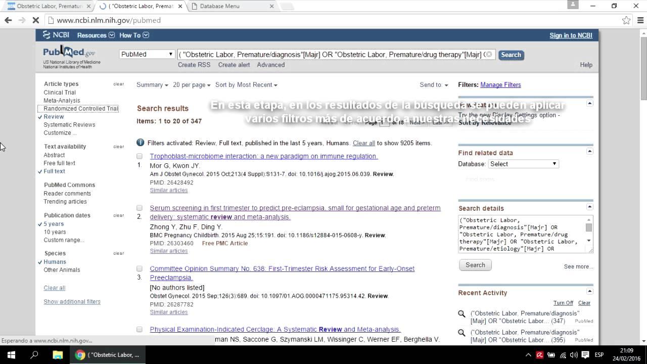Cómo buscar y descargar artículos en PubMed 100% Full Crackeado