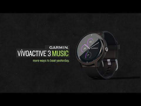 Garmin India Launches Vívoactive ® 3 Music GPS Smartwatch with Integrated Music