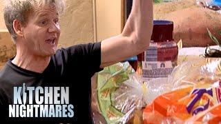 Chef Ramsay Highlights Pretentious Restaurant Prices - Kitchen Nightmares