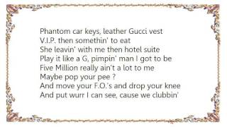 Chingy - We Clubbin' Lyrics