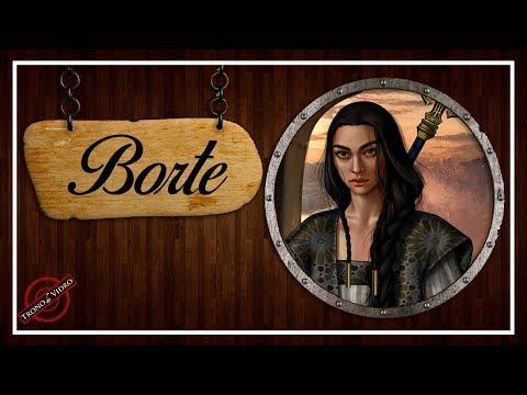 BORTE | PATRICK ROCHA (TRONO DE VIDRO #31) (VEDA 09) (4x140)