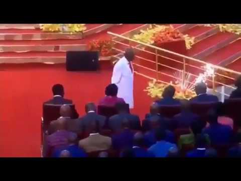 Bishop Oyedepo Blows hot against Social media hate speech bill SHILOH 2019