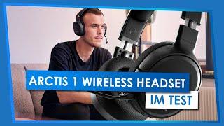 SteelSeries Arctis 1 Wireless im Test - Der Allrounder unter den Headsets?