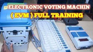 EVM मशीन को कैसे जोड़ते हैं??? फुल ट्रेनिंग,मतदानकर्मी एक बार अवश्य देखें।