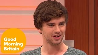"Interview ""Good Morning Britain"""