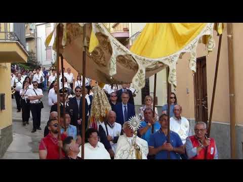 Processione del Corpus Domini - Domenica 03 Giugno 2018