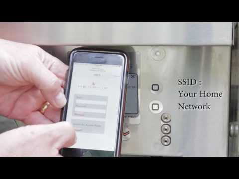 Memphis Grills - Wi-Fi Setup Instructions