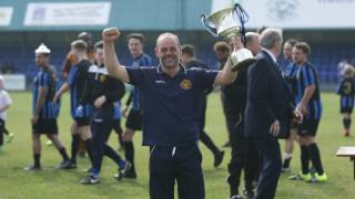 Collins Reacts to SCEFL Challenge Cup Victory
