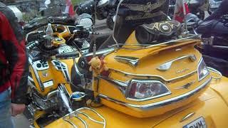 Rozpoczęcie sezonu motocyklowego 2019 Bielsk Podlaski GODBOYS