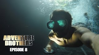 The Underwater Caves Of Hana - Adventure Brothers