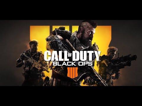 Segundo dia del Beta de Call of Duty: Blacks Ops 4 para PC