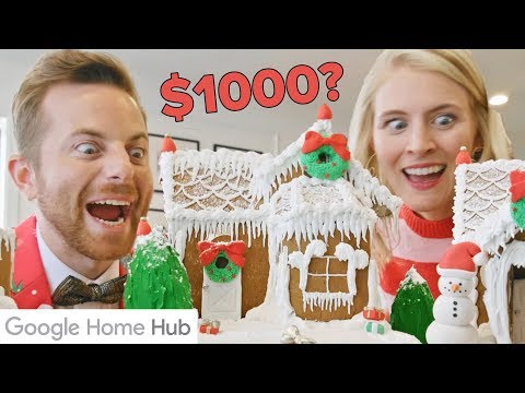 Download Home-Cooked Vs. $1000 Gingerbread House Mp4 HD Video and MP3