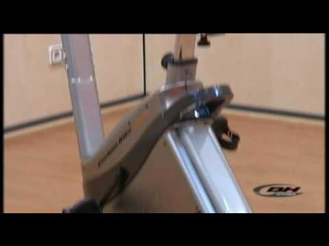 BH Fitness Carbon Bike Generator