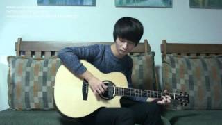(Lorde) Royals   Sungha Jung