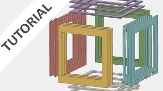 Designing Laser Cut Joinery in Fusion 360