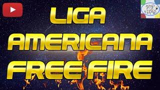 🔴TERCER FASE DE LA LIGA AMERICANA DE FREE FIRE || TOPGAME
