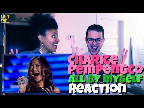 Download Charice Pempengco - All By Myself (Celine Dion) Reaction Mp4 HD Video and MP3