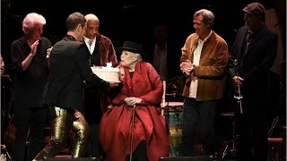 Joni Mitchell Makes Appearance At Tribute Birthday Concert