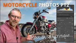 How To Photograph A Motorcycle 2