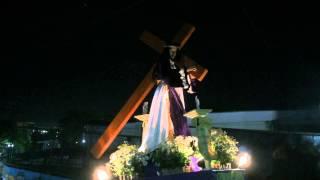 preview picture of video 'Vía Crucis. San Marcos San Salvador 2015 (2)'