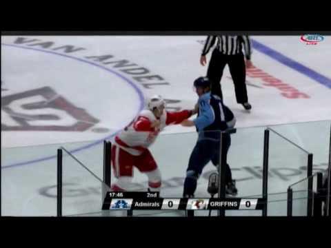 Daniel Renouf vs. Adam Payerl