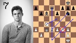 Magnus Carlsen vs Fabiano Caruana   2018 World Chess Championship   Game 7