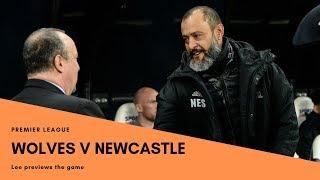 Wolves v Newcastle   Preview