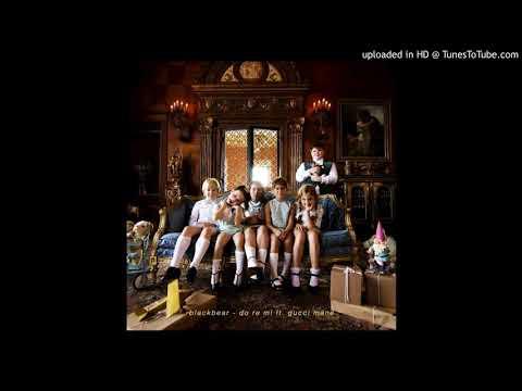 Blackbear-do re mi(Ft. Gucci Mane)(Instrumental)W/LYRICS IN DESCRIPTION