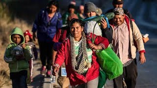 The Heat: Migrants at the US-Mexico border Pt1