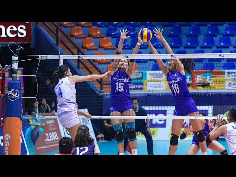 [Sport5]  Full Game: PSL Sparkle vs. Philippine National Team | PSL Super Cup 2019