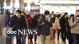 China reports nearly 15000 new cases of coronavirus l ABC News