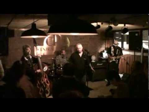 Red House cover by The JT Blues Band @ Central Park Grill 1-2-2014