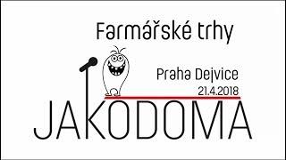 Video JAKODOMA na Farmářských trzích v Dejvicích | Šumaři