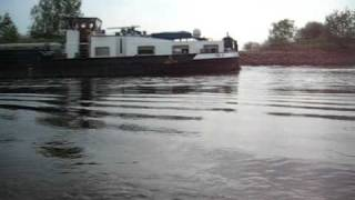 preview picture of video 'GMS 02204791 Zwarte Zee auf der Hunte'