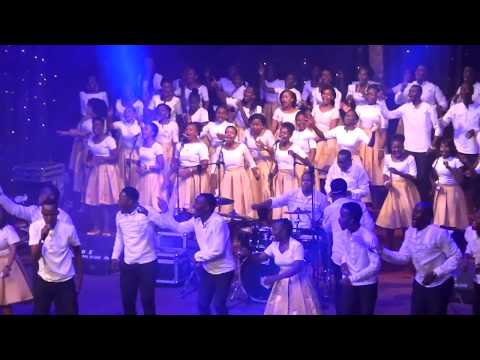 Africa Lets Worship 2017 - Ametenda Mema & Awesome God