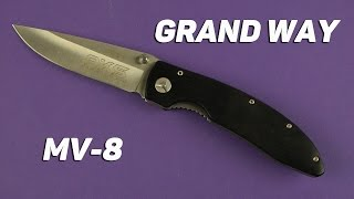 Grand Way MV-8 - відео 1