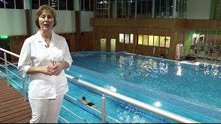 Правильное плавание. Советы врача.